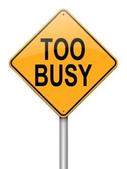 No time?