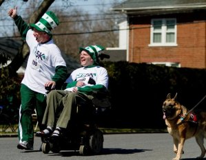 In memory of Dr. Brett Weber, who lived every day like it was Saint Patrick's Day (except for the beer!)